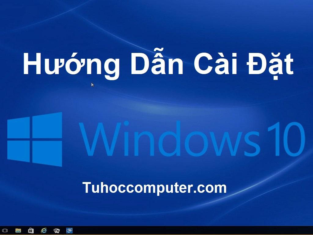 Read more about the article Cách Cài Windows 10 64 Bit Đơn Giản Bằng USB