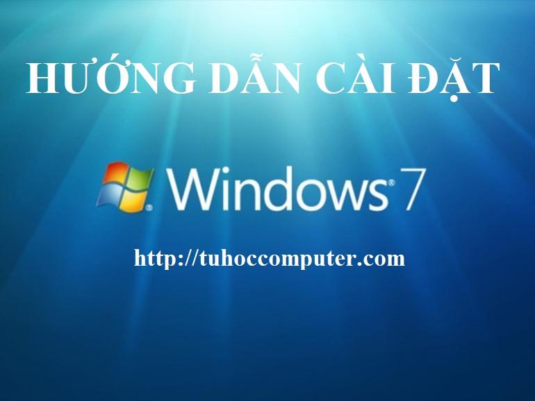 Read more about the article Hướng Dẫn Cách Cài Win 7 Bằng USB Từ A Tới Z Cho Người Mới