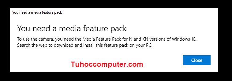 You are currently viewing Cách Khắc Phục Lỗi Không Bật Được Camera Trên LapTop Windows 10